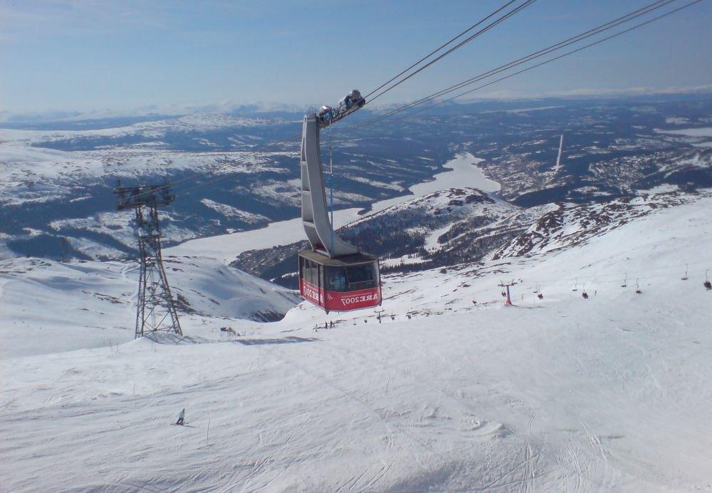 горнолыжный отдых в Скандинавии