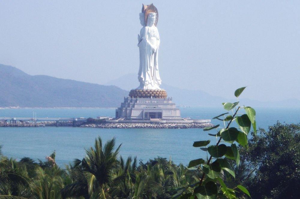 108-метровая статуя Гуаньинь