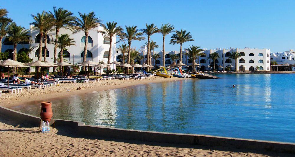 море и отели в Тунисе