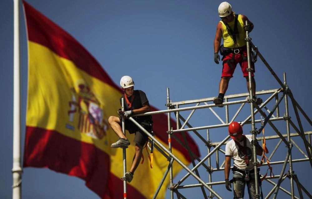 вакансии строителей для русских и украинцев