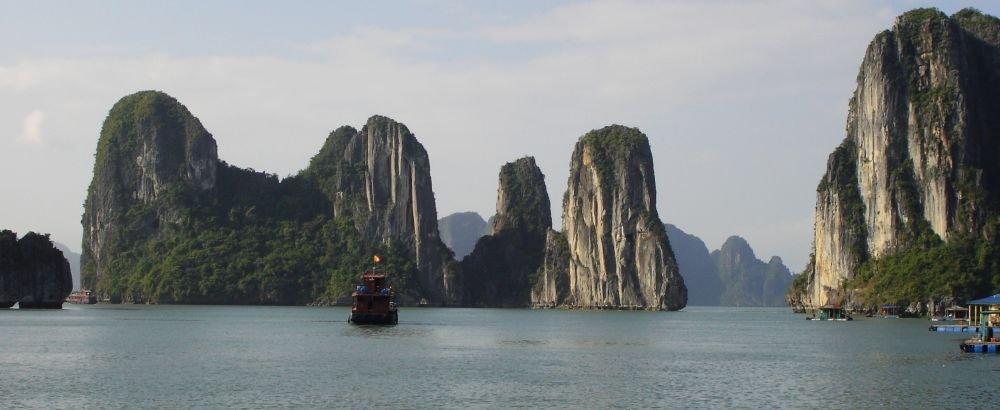 Вьетнам - популярное направление в Азии