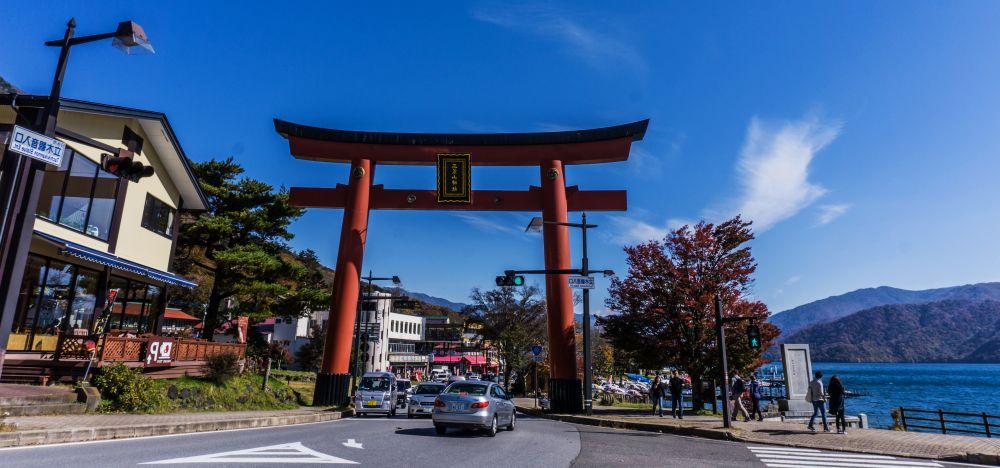 отпуск в Азии, например, в Японии