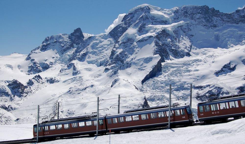 Альпы и горнолыжные курорты