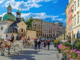 Жизнь в Кракове